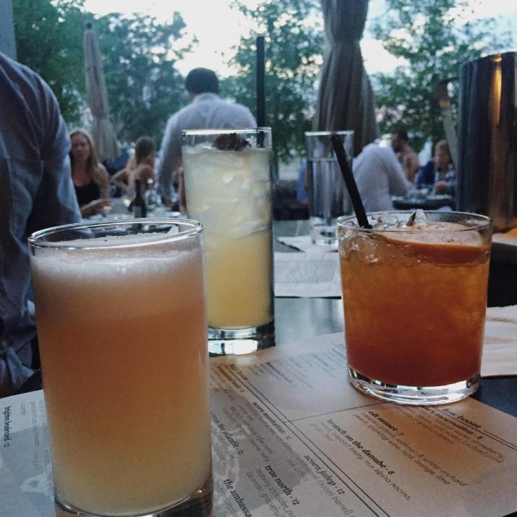acorn cocktails