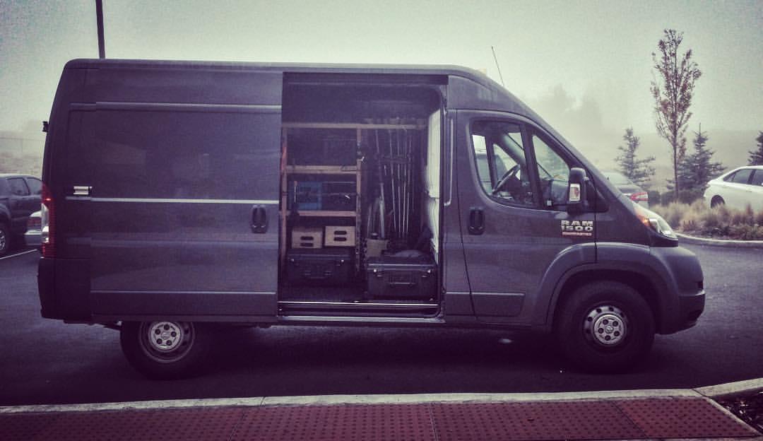 1-Ton Production Van