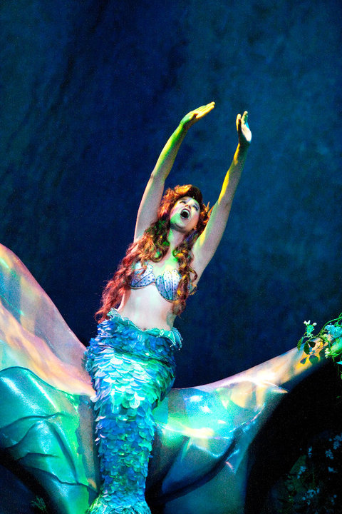 Ariel in Disney Dreams