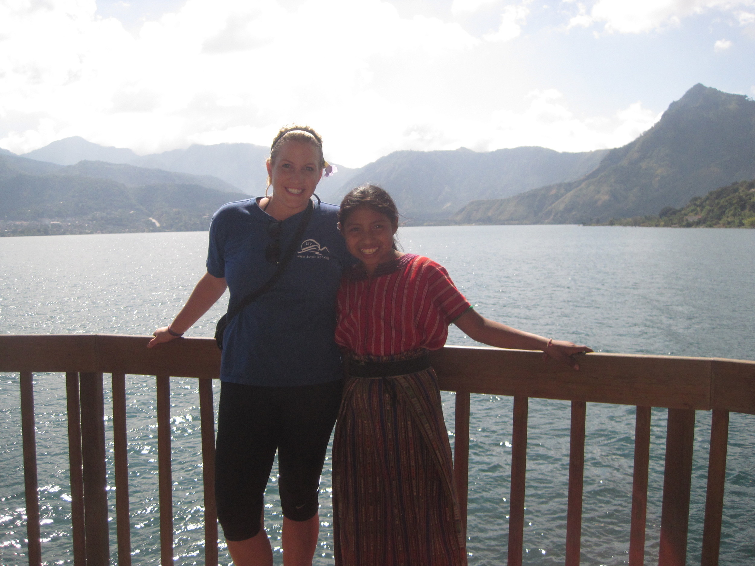 Lake Atitlan, Guatemala - 2011