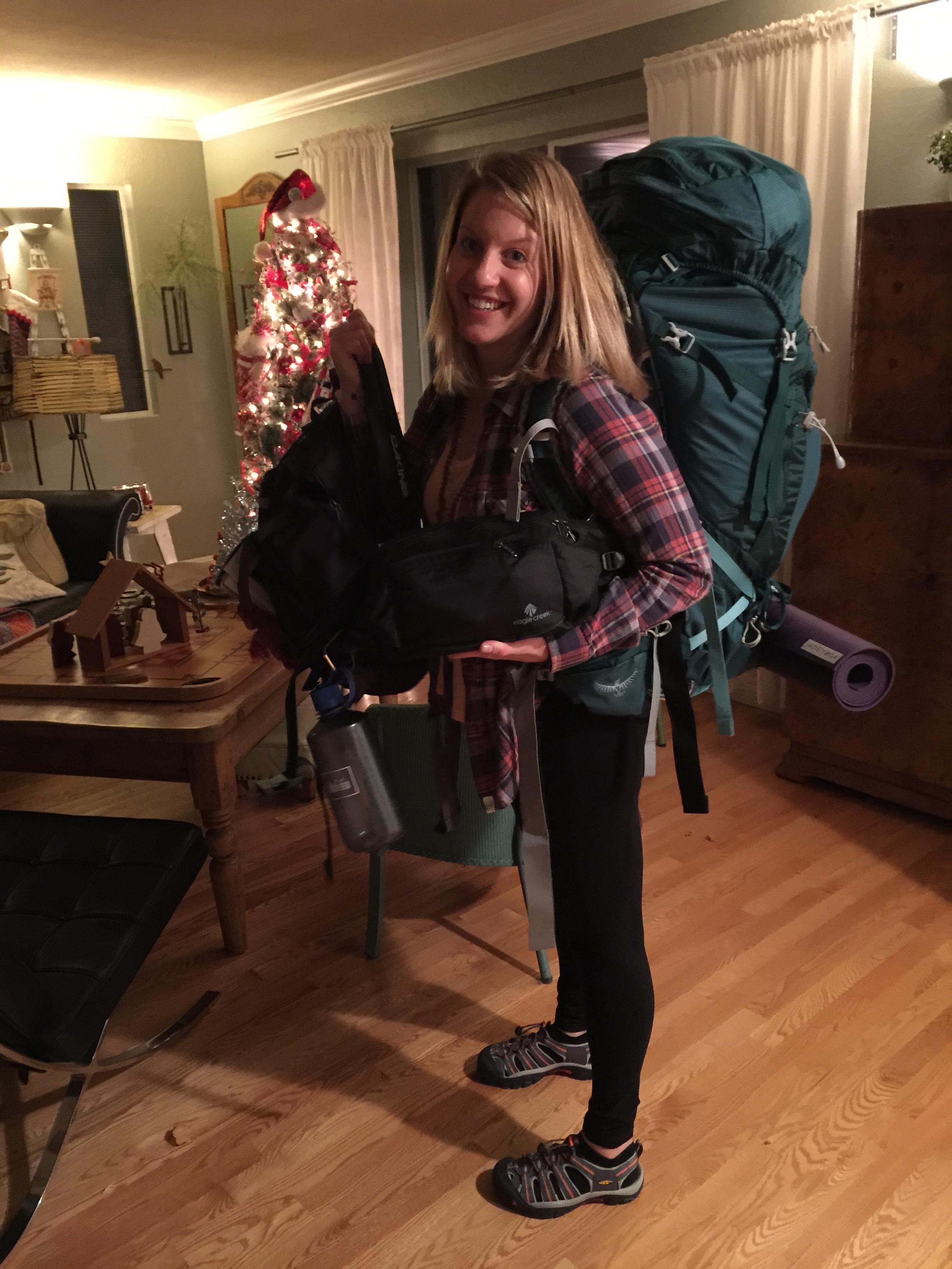 Leaving Dec 7, 2015