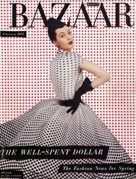 1952 Harper's Bazaar