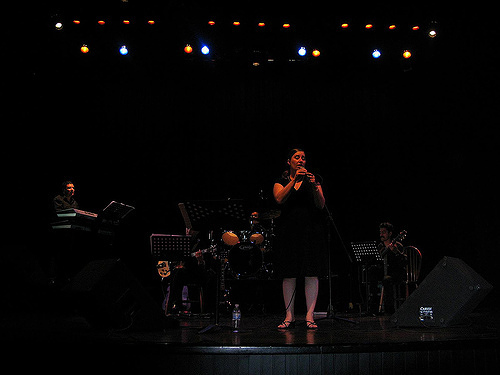 Live in Guatemala City, 2009