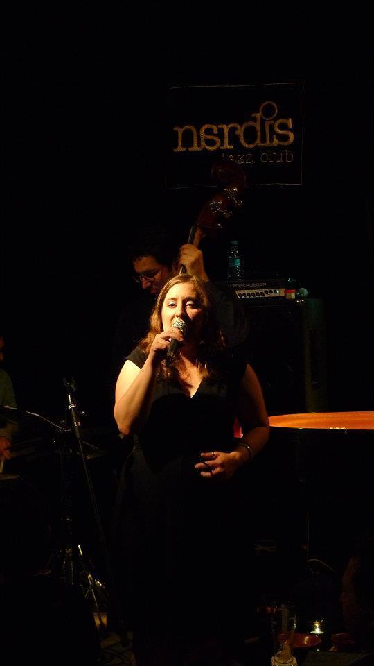 Live, Nardis Jazz club. Istanbul. 2012