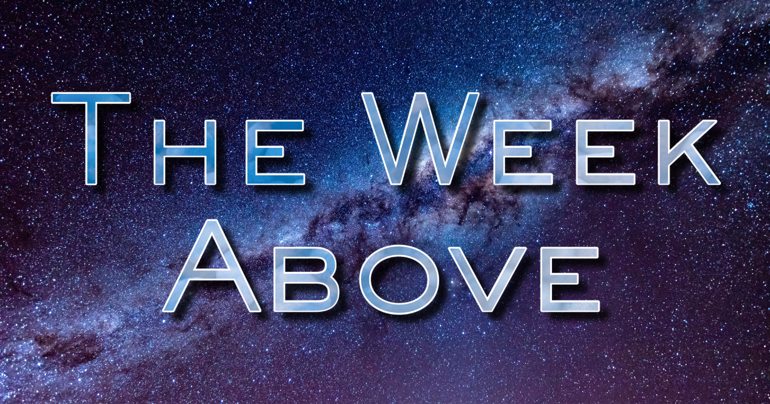 The Week Above logo