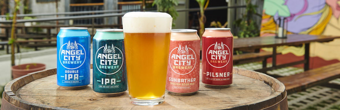 Brand Strategy - Angel City Brewery