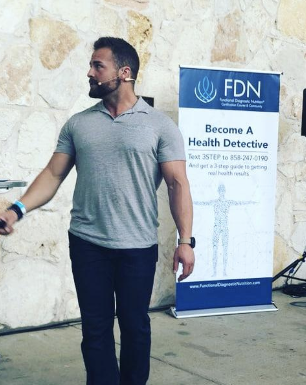 I had the privilege of lecturing to a group of Holistic Health Professionals and enthusiasts on the necessity for a Functional Approach to Optimal Wellness at Paleo FX in Austin Texas (Summer 2019).