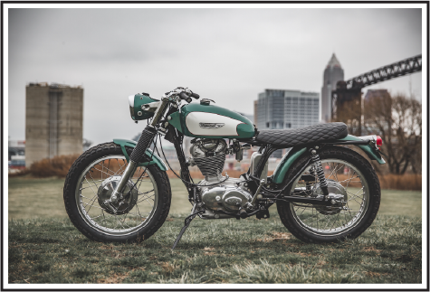 1970 Ducati 350