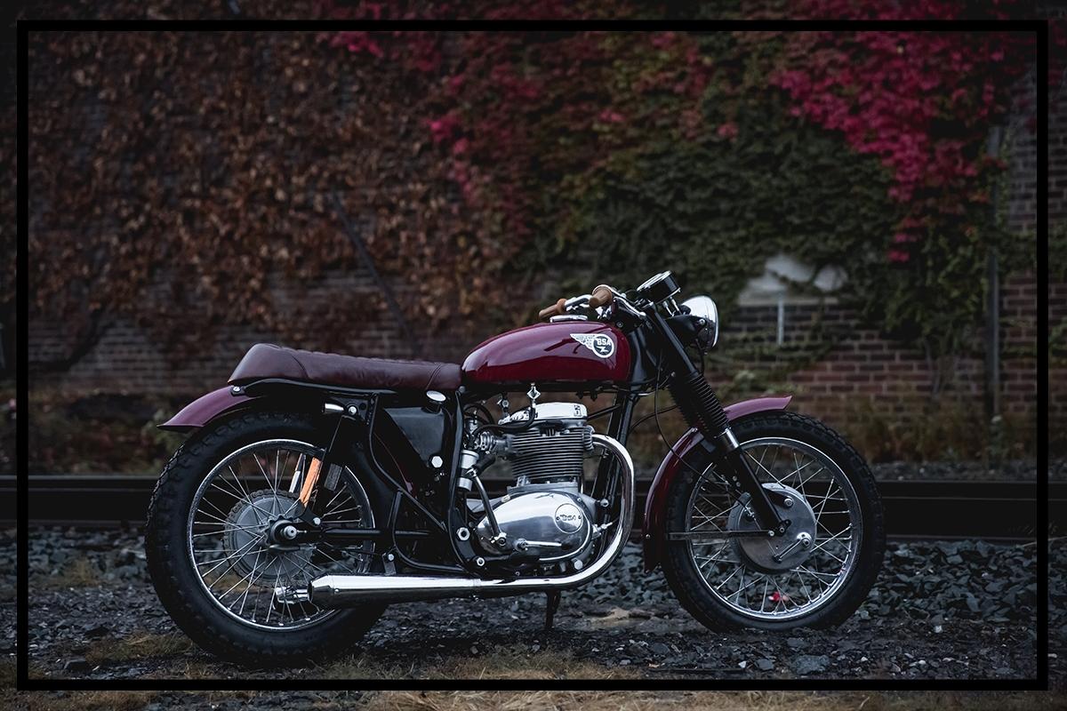 1968 BSA 500