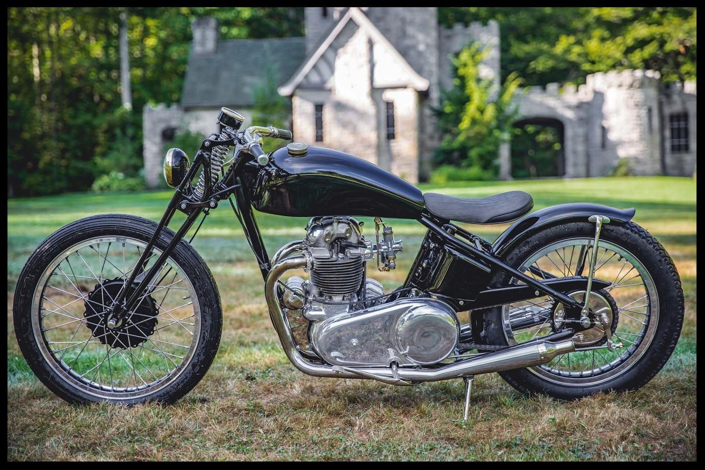 1950 Norton Dominator