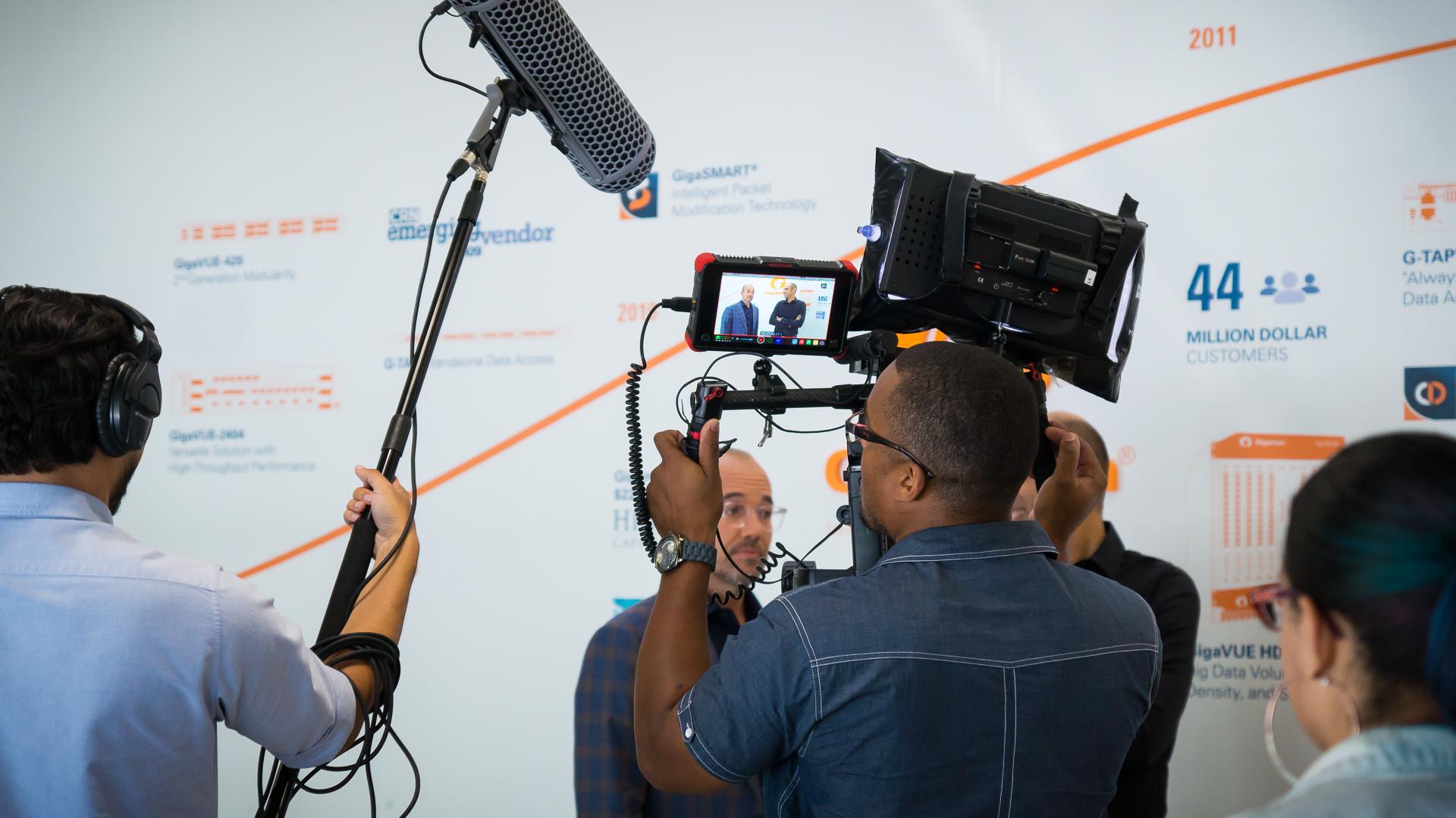 Ivory Sky Media Business Video Gear