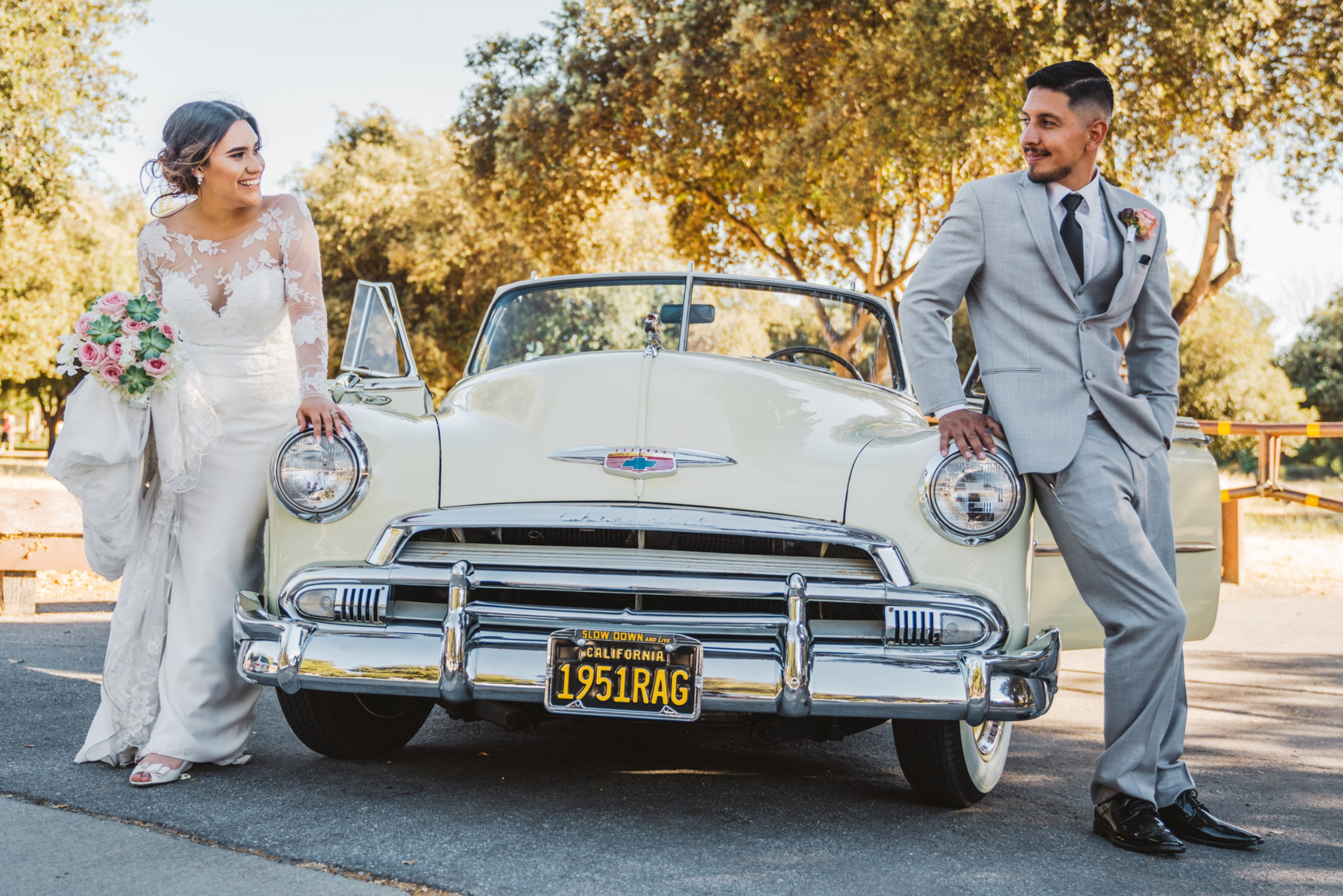Ivory Sky Media Weddings Sweet Rides