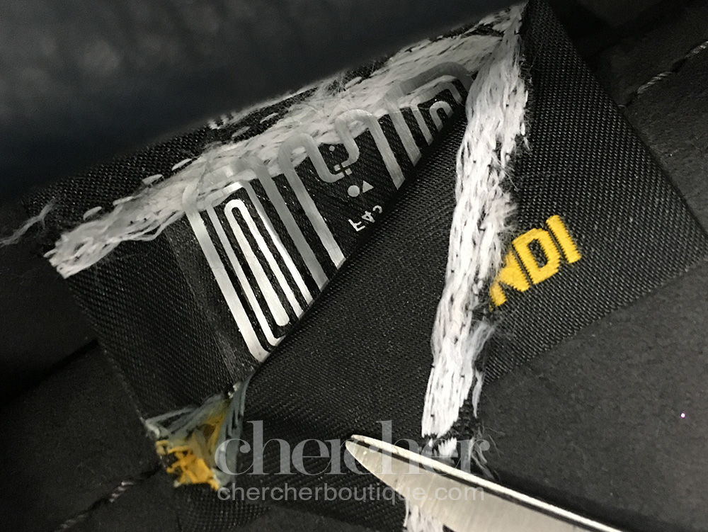 RFID chip inside