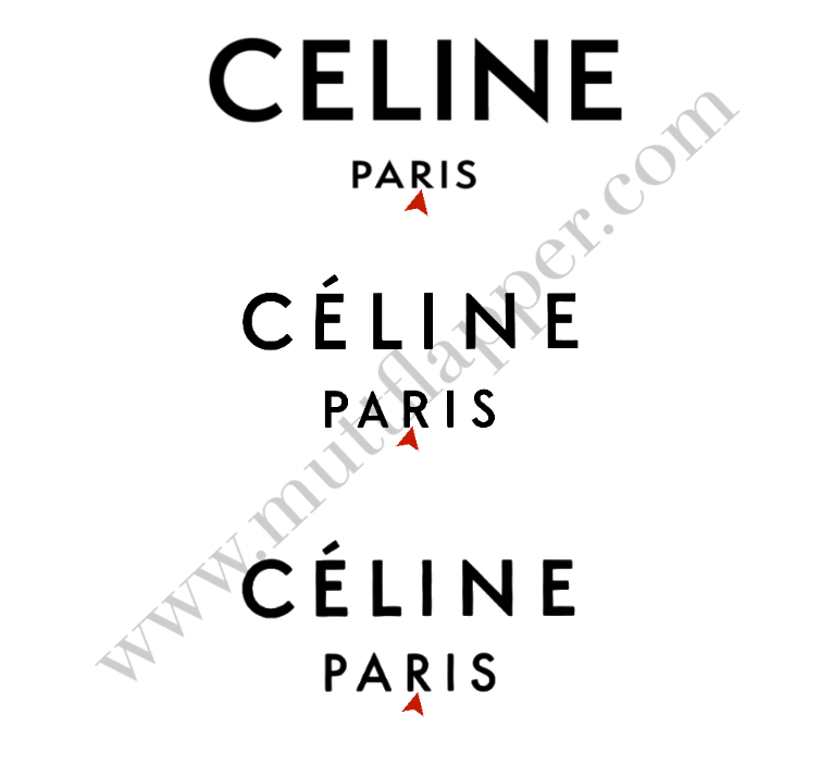 """The font type of """"Paris"""" went through iterations of changes, most notably the """"R""""."""