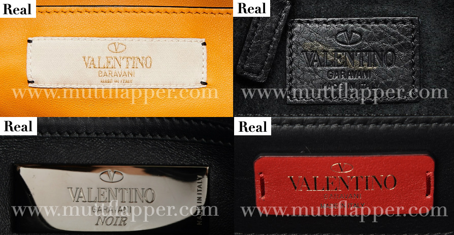 Some less common interior brand tags and they are all authentic.