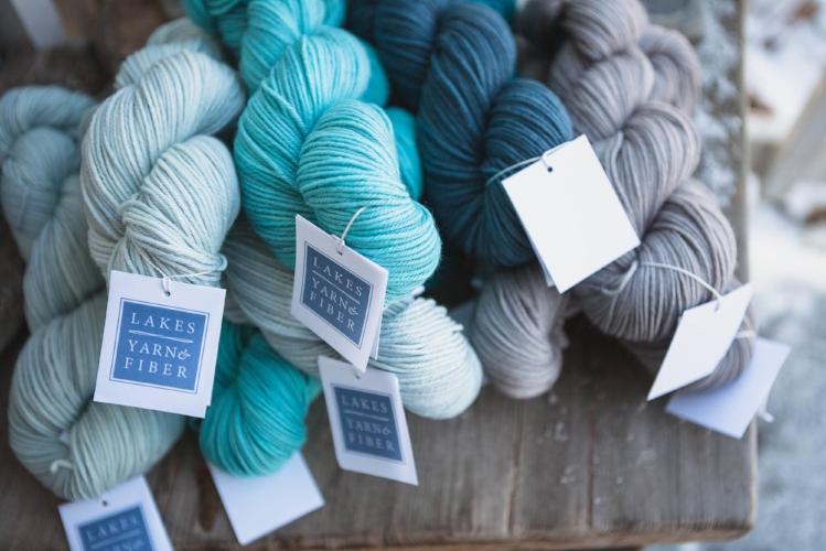 lakes yarn and fiber