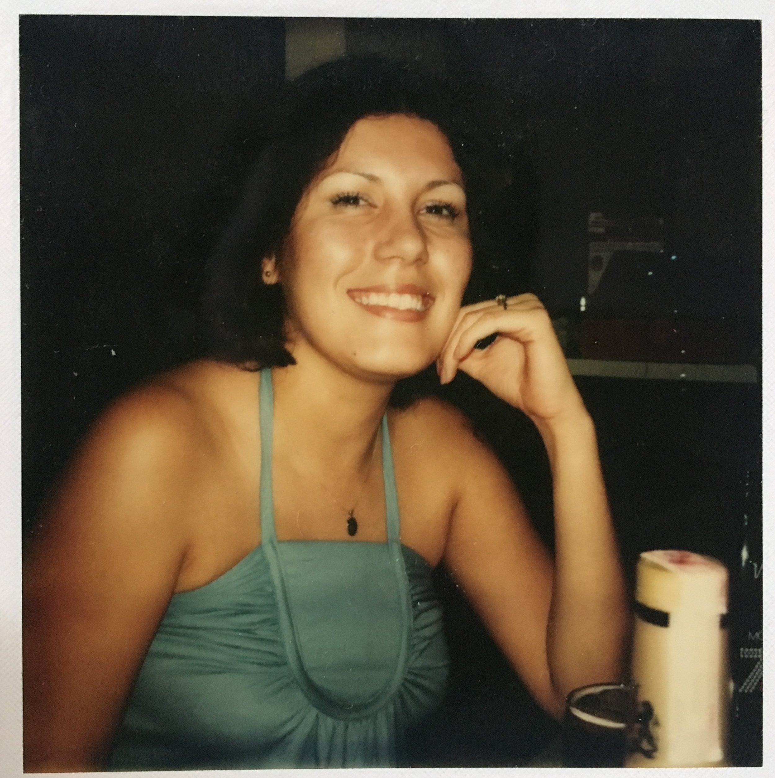 My beautiful mother, 1976