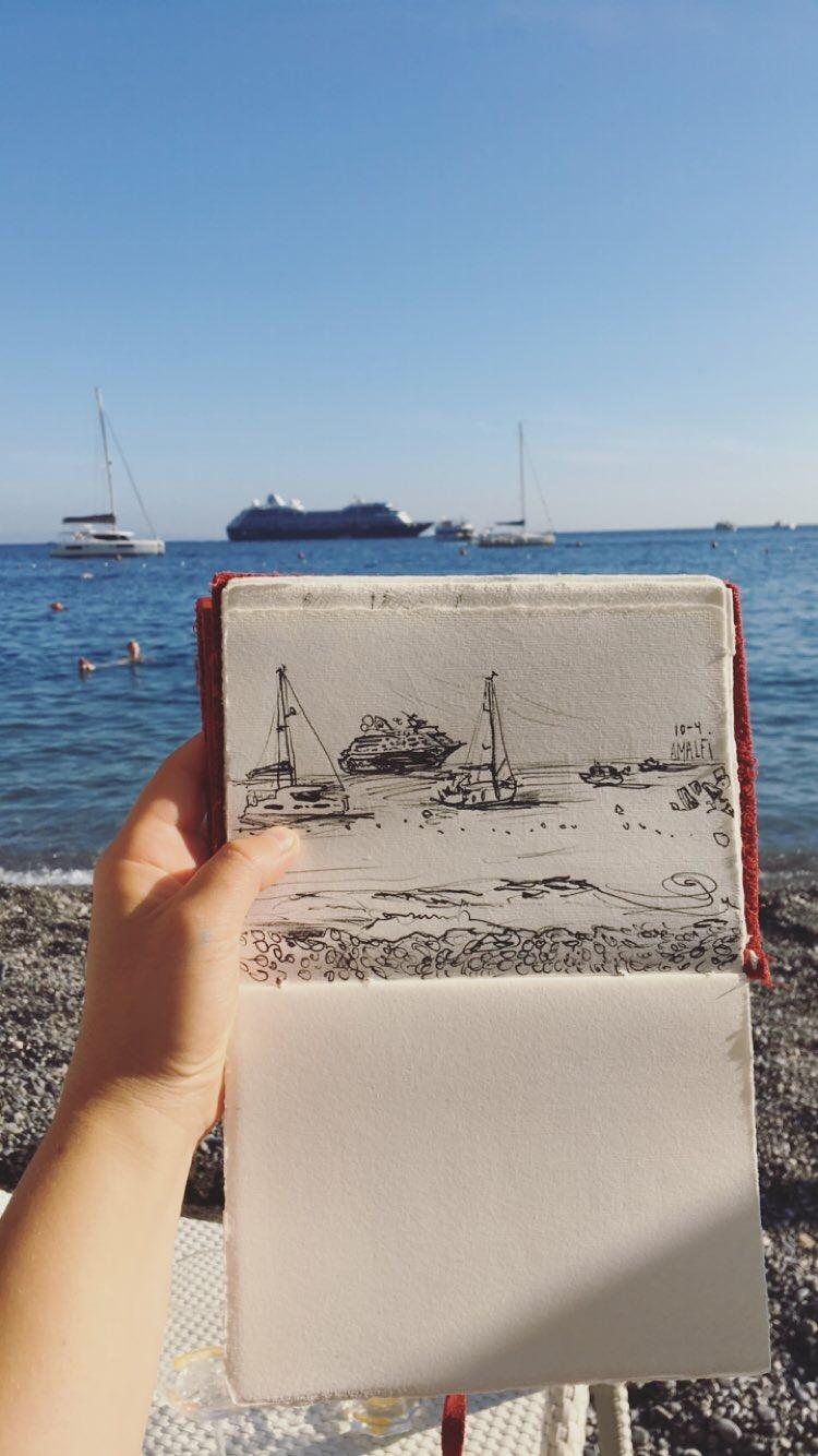 A little sketchbook lovin'.