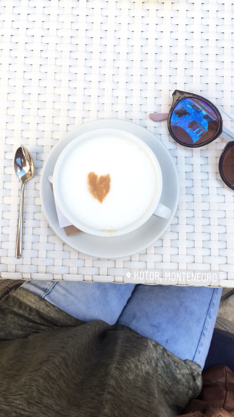 Did you really travel if you didn't have a cappuccino at each location?