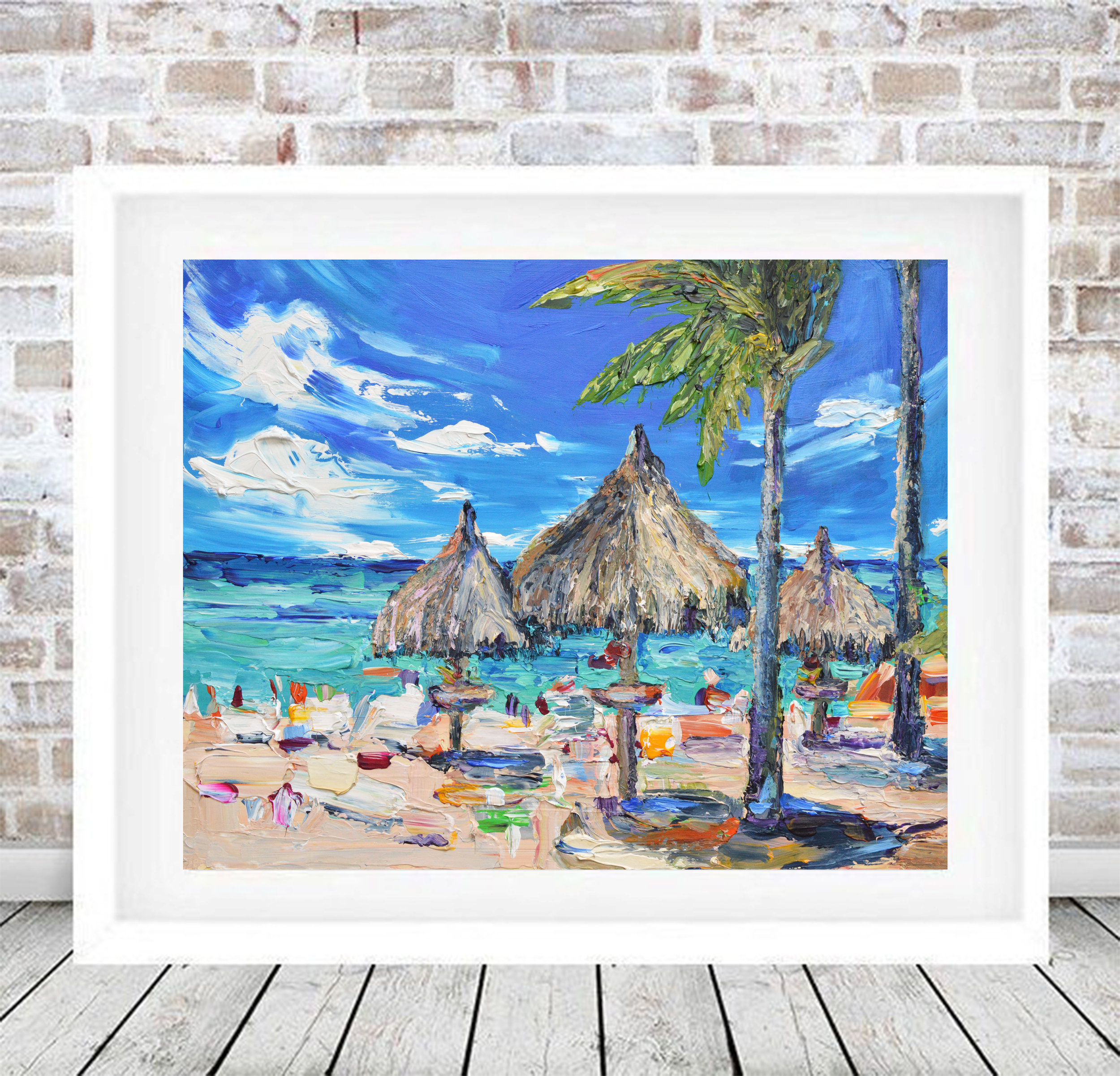 PRINTS - Selected Paradise works of art created into prints with high quality inks on archival paper.