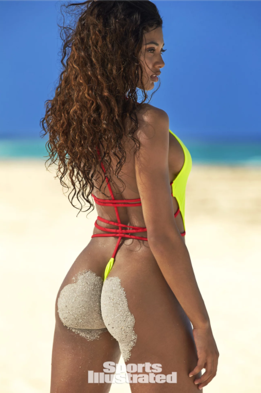 Danielle Herrington Sports Illustrated Swimsuit 2018