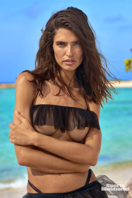 Bianca Balti Sports Illustrated Swimsuit 2018