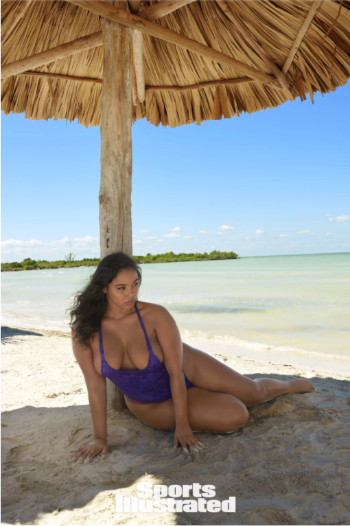 Tabria Majors Sports Illustrated Swimsuit 2018