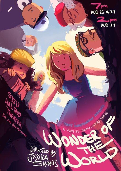 BTS of Wonder of the World