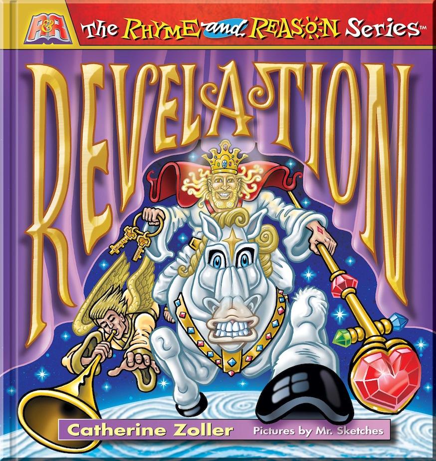 Revelation Children's Book Catherine Zoller Rhyme Reason