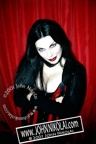 Patricia, photo by John Nikolai.