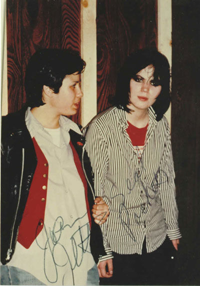 Seal and Joan Jett