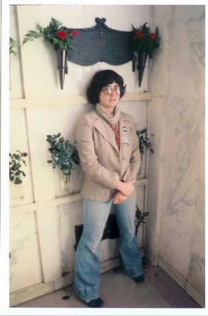 Dawn Wirth in the 1970's
