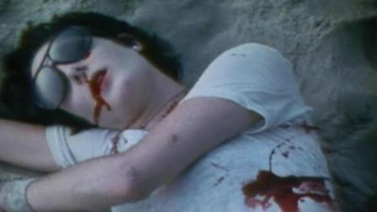 Tracy Lea as Tanya Hearst in Dave Markey's Desperate Teenage Lovedolls