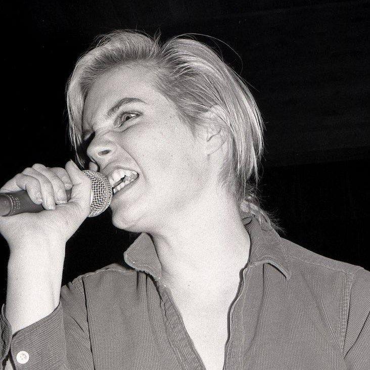 Penelope Houston, photo by Mike Murphy