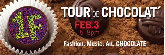 Tour de Chocolat'