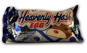 Heavenly Hash eggs were developed in 1923.
