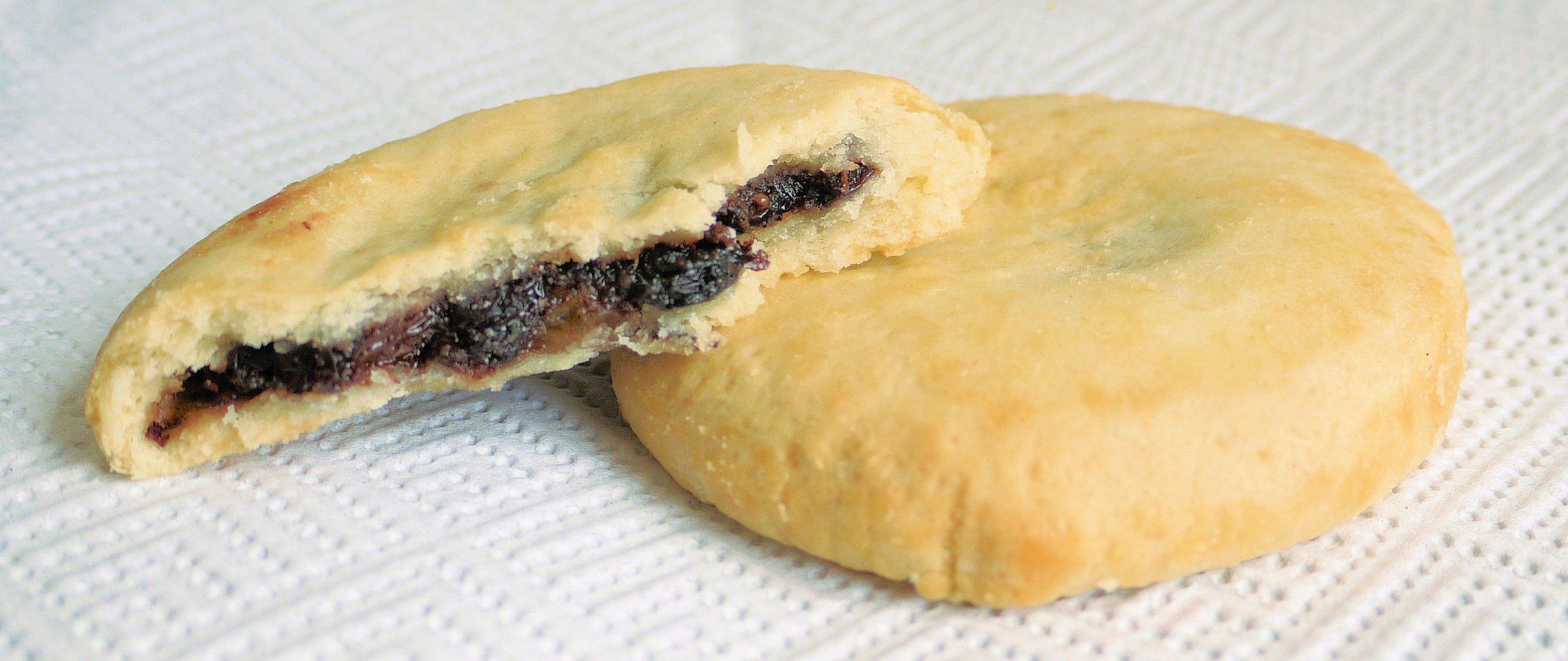 Chorley cake, via Wikipedia