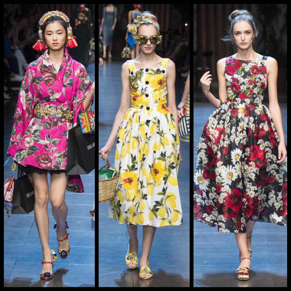 Dolce&Gabbana SS 2016