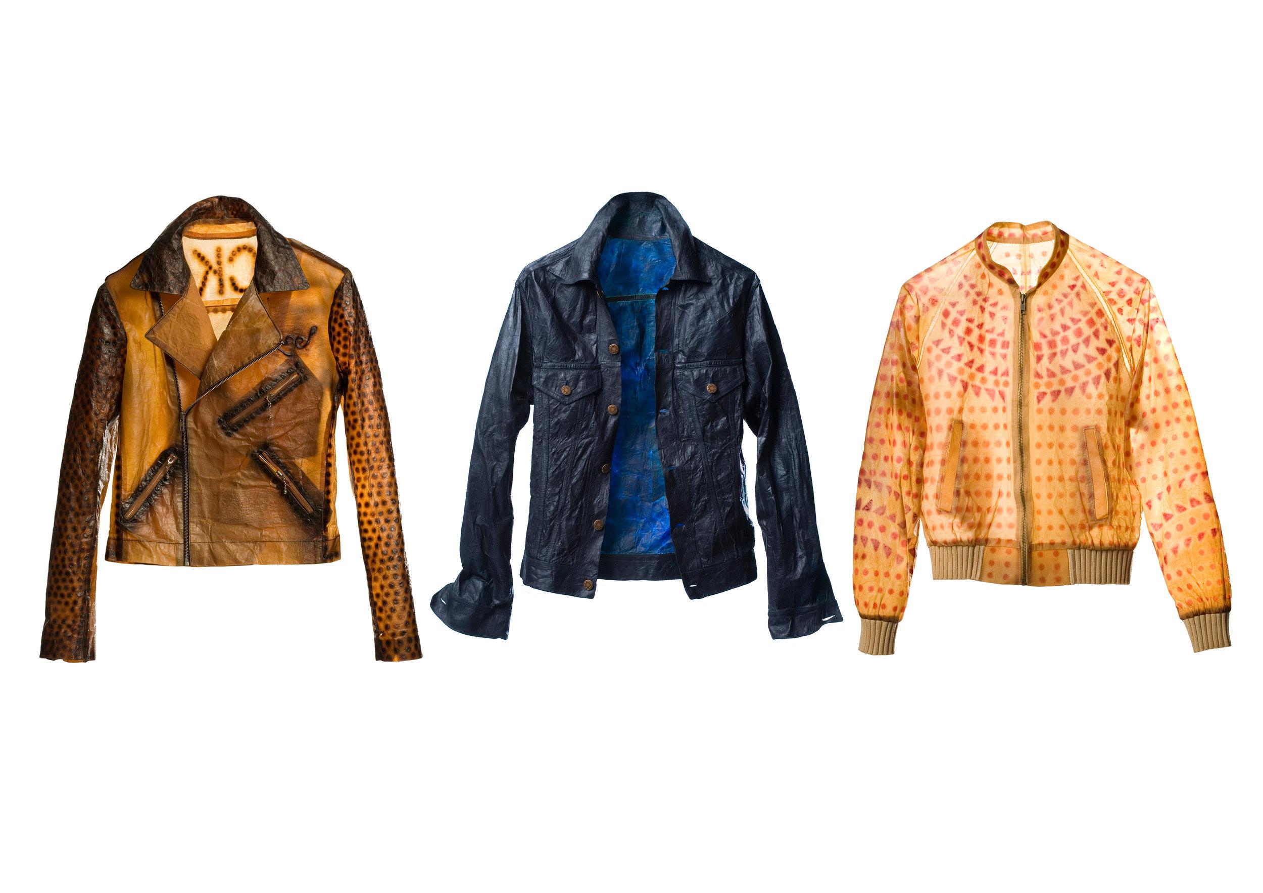 Biocouture: dizainerės Suzanne Lee sukurtos kombucha bioodos drabužiai