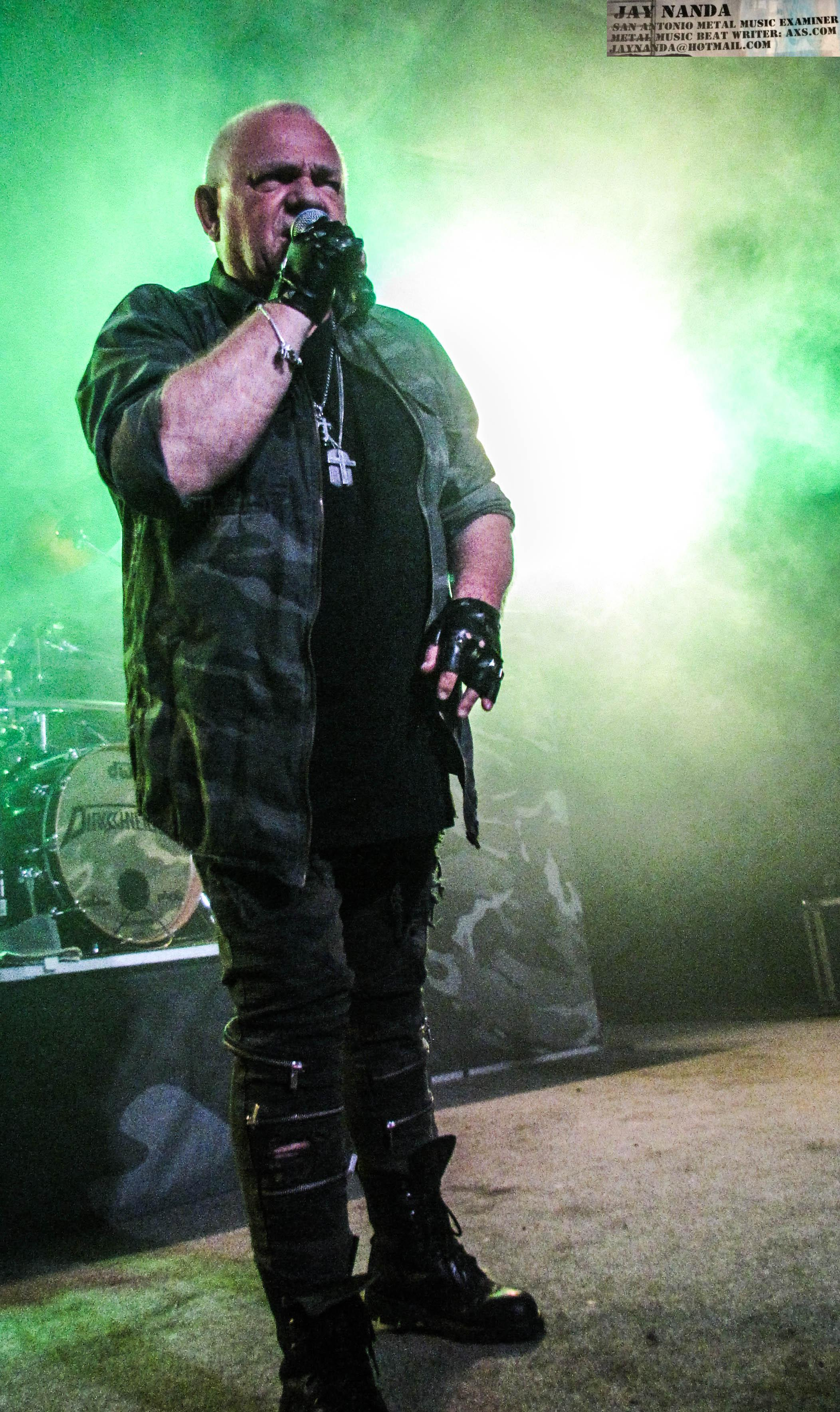 Click the appropriate link within to listen to Dirkschneider speak with Alamo True Metal in 2015 about his Accept and solo career.