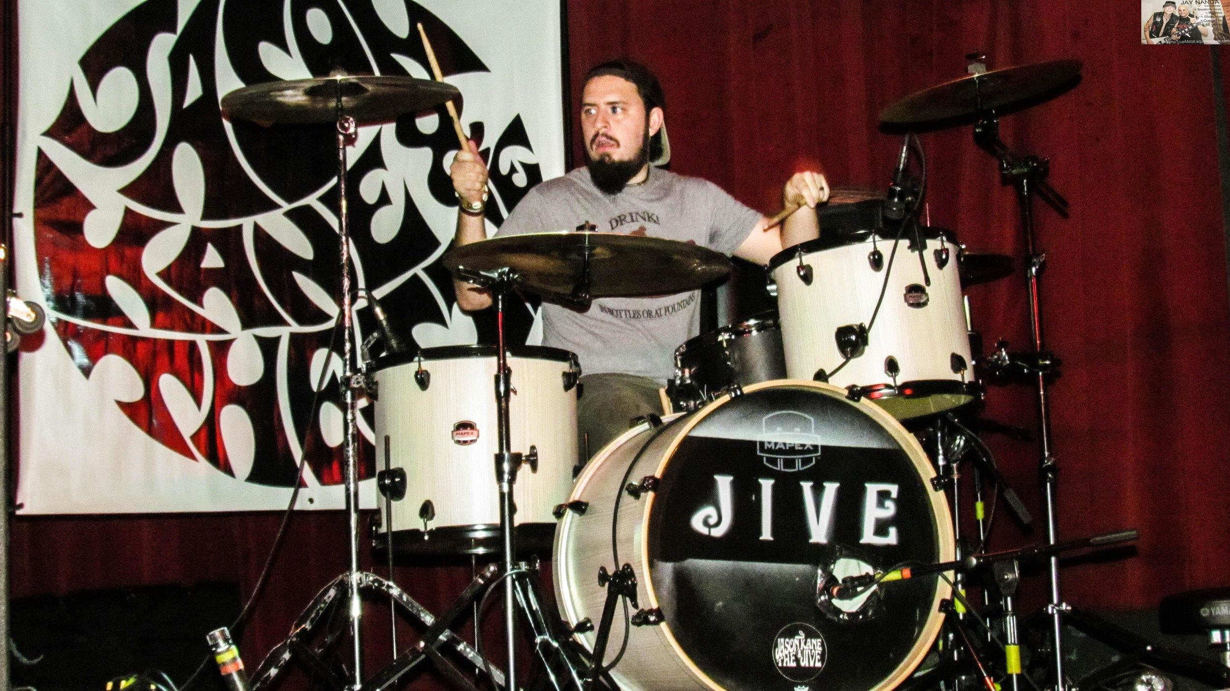 JASON KANE & THE JIVE
