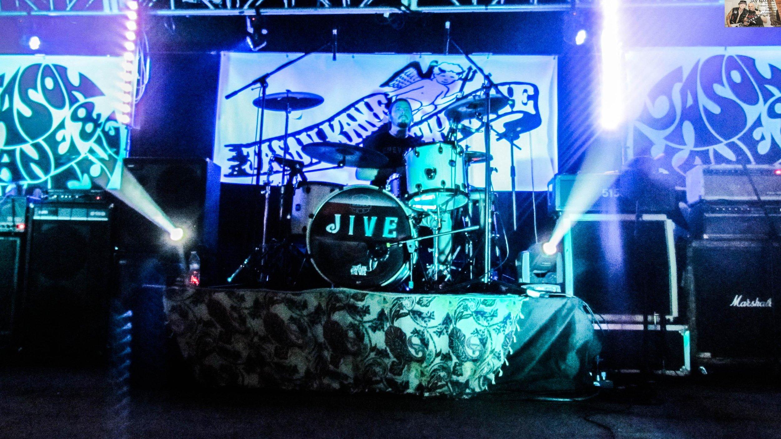 JASON KANE & THE JIVE