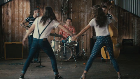 Let the dance begin - SDS Till Death Do US Part Film Production - DP Toby Heslop