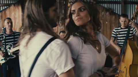 Couple dancing - SDS Till Death Do US Part Film Production - DP Toby Heslop