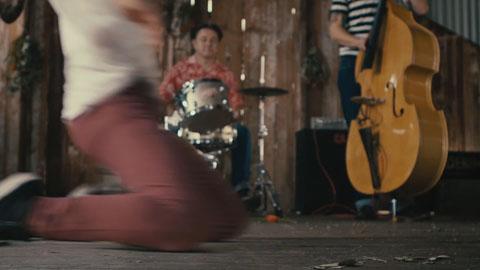 Knee slide - SDS Till Death Do US Part Film Production - DP Toby Heslop