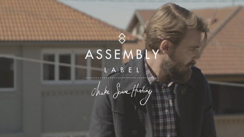 End Frame - Assembly Label Make some history film production - Director of Photography Toby Heslop