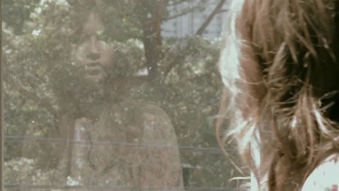 Reflections in the window - General Pants Fashion Video - Director Toby Heslop