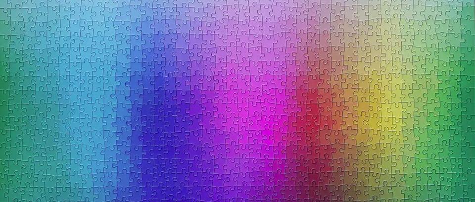 Colour Hue Puzzle
