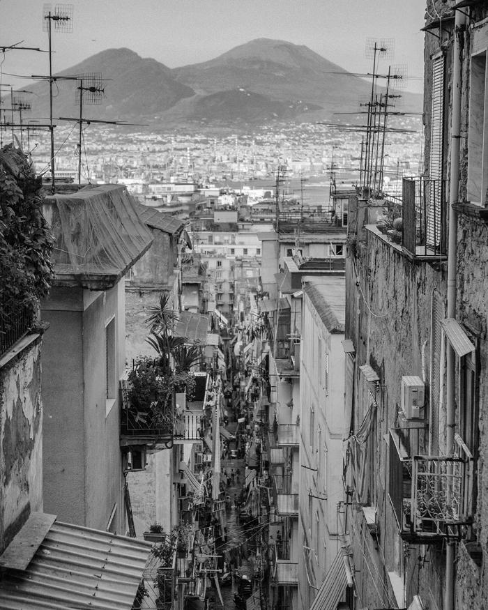 Streets, Naples / 35mm