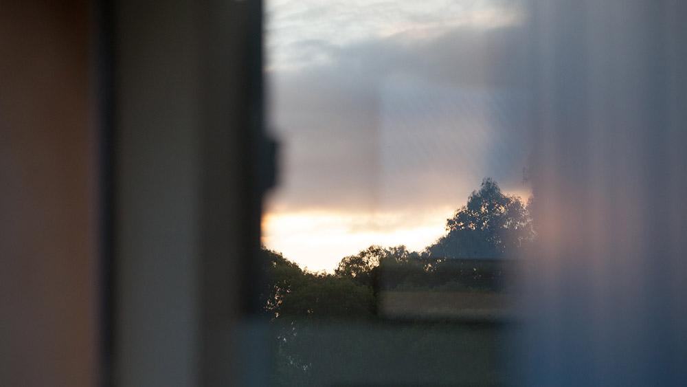 Waking up / 35mm